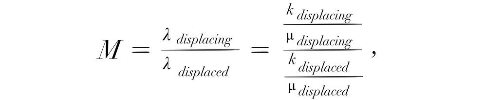 Expanded equation